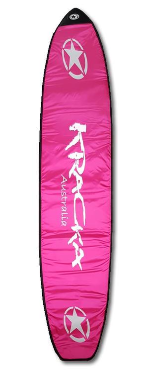 Bright Pink Paddleboard