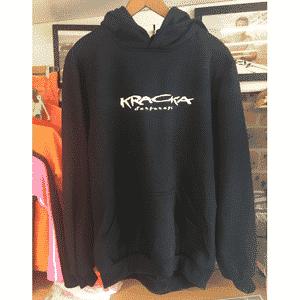 Black Kracka Hoodie -