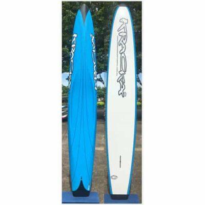 Flow Design in Blue Paddleboard -