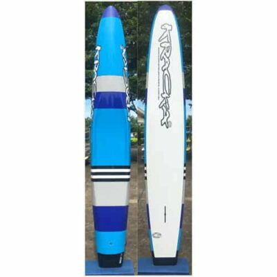 Blue/Grey Stripes Paddleboard -