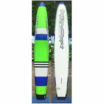 Green/Blue Stripes Paddleboard -