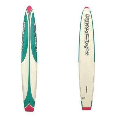 Aqua/White/Pink Flow Paddleboard -