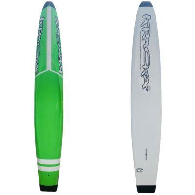Green/Black Paddleboard -
