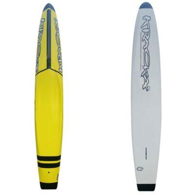Yellow/Black Paddleboard -