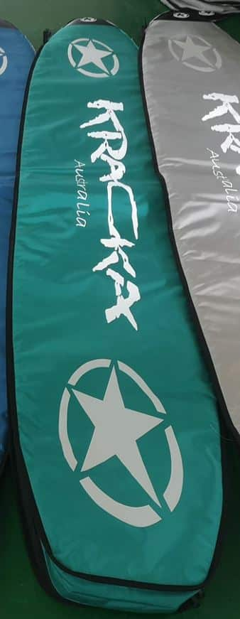 Jade Green Paddleboard Cover -